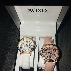 Xoxo watch